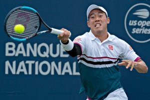 Elbow surgery ends Kei Nishikori's tennis season