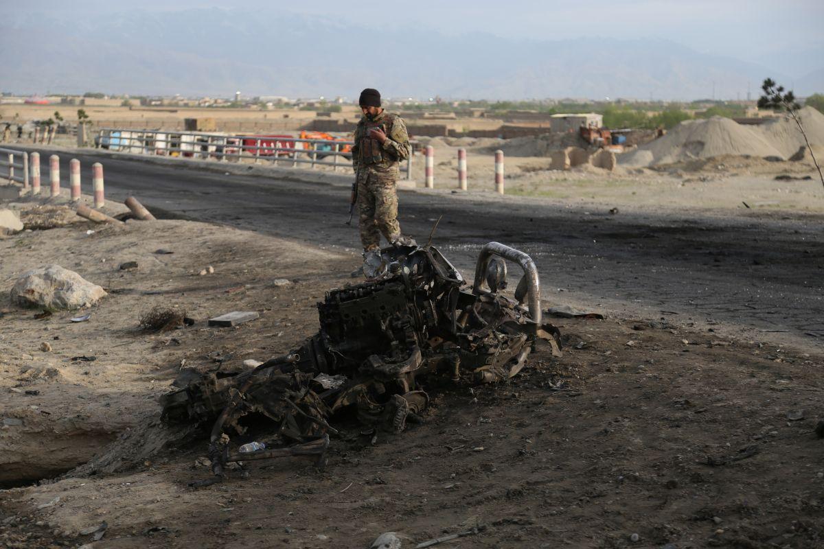 7 killed in car bomb blast in Afghanistan, many injured