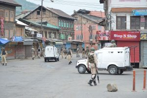 Ahead of J-K local polls, Jammu leaders freed, Kashmir counterparts still under detention