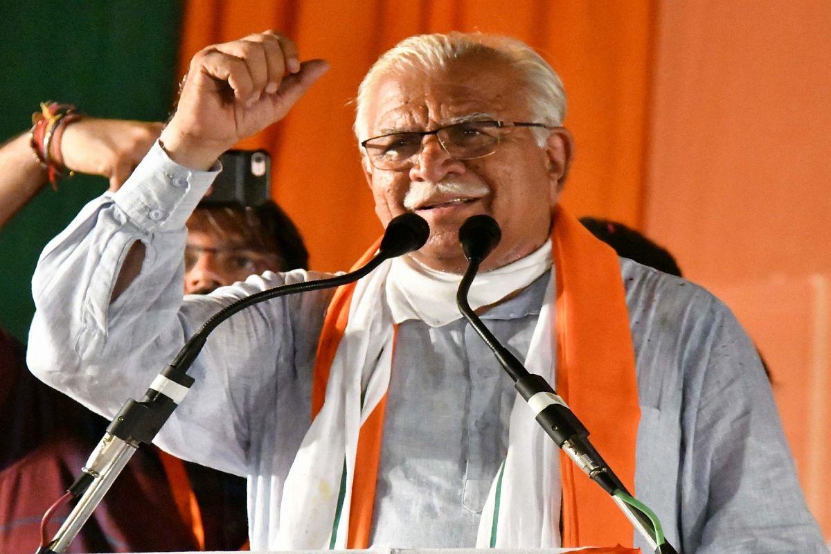Haryana, Manohar Lal Khattar, MSP Hike, Six Rabi Crops