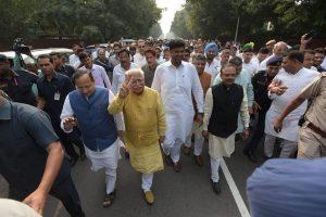 ML Khattar to take oath as Haryana CM tomorrow, JJP's Dushyant Chautala to be his deputy