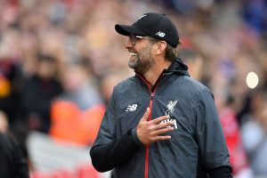 'Expect us to play our best game', says Klopp ahead of Champions League match against Red Bull Salzburg