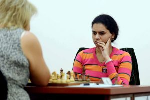 India's Koneru Humpy is World No 3 in women's chess