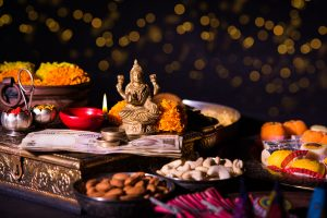 City celebrates Lakshmi Puja with much joy