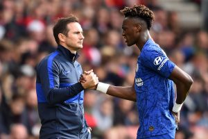 Frank Lampard delighted to see Tammy Abraham breaking No. 9 curse in Chelsea shirt