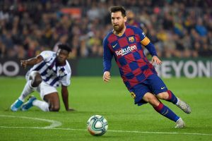 Lionel Messi scores 50th free kick of his career for Barcelona and Argentina