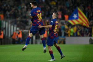 La Liga 2019-20 Update: Lionel Messi's brace helps Barcelona drub Valladolid 5-1