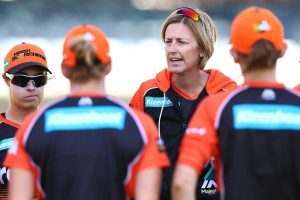 Lisa Keightley becomes first full-time female head coach of England women team
