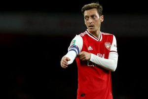 'Going nowhere until 2021': Mesut Ozil to stay at Arsenal despite struggles under Unai Emery