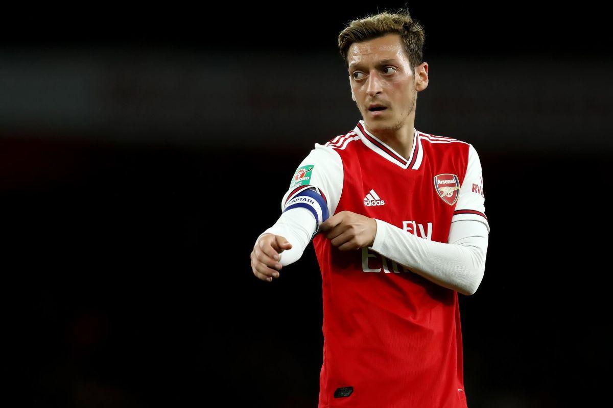 Mesut Ozil, Arsenal, Unai Emery, Gunners,