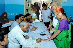 Maharashtra Assembly Election 2019: 60% turnout till 6 pm