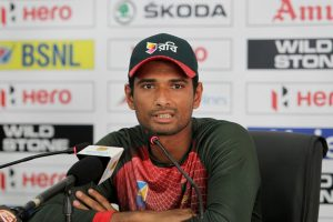 Shakib's absence will act as a motivation for us: Mahmudullah