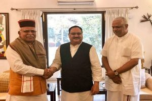 BJP set to return in Haryana as 8 MLAs extend support to Khattar govt