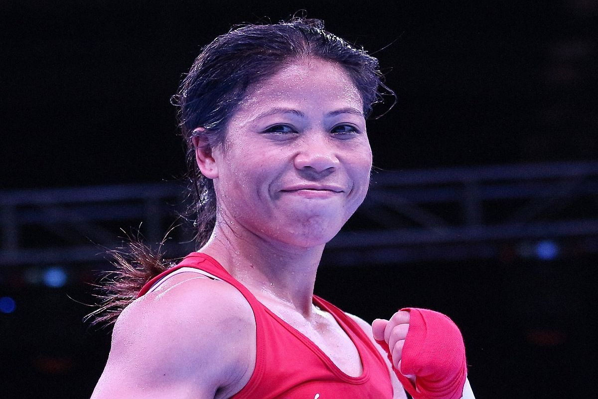 Mary Kom, Women's World Boxing Championships, Saweety Boora