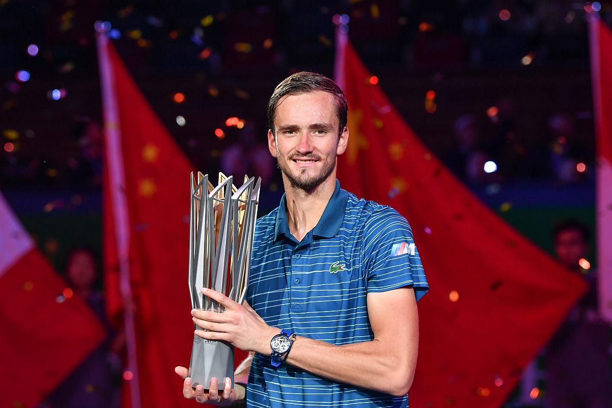 Daniil Medvedev, Alexander Zverev, Shanghai Masters, US Open