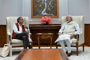 'India proud of his accomplishments': PM Modi after meeting Nobel Laureate Abhijit Banerjee