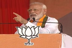 PM Modi attacks Pak on drug smuggling, slams Cong over Article 370, Kartarpur at Haryana rally
