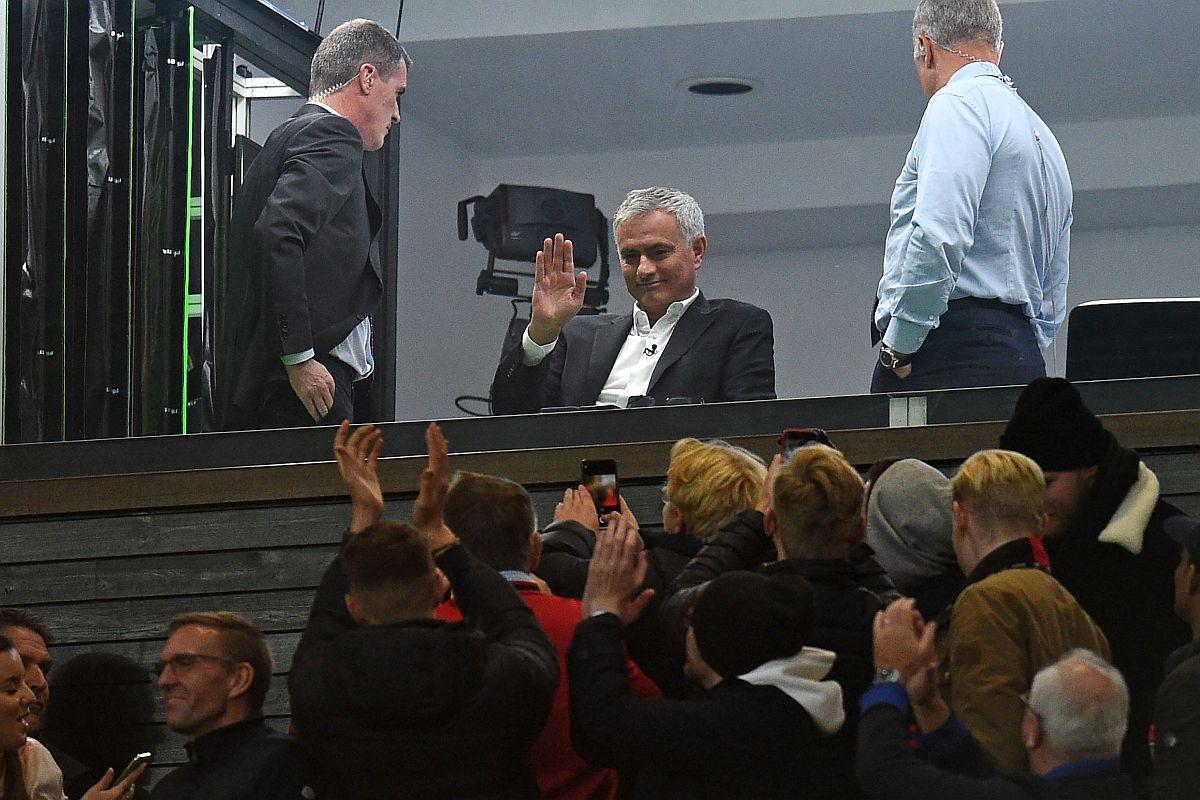 Jose Mourinho, Unai Emery, Arsenal, Tottenham Hotspur