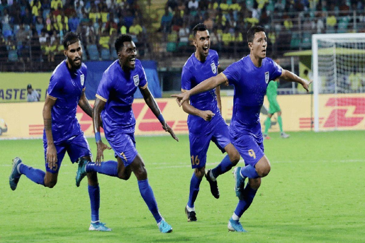 Mumbai City FC, Jamshedpur FC, Indian Super League, ISL 2019-20
