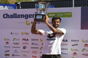 Sumit Nagal hits career-best 129 ATP ranking