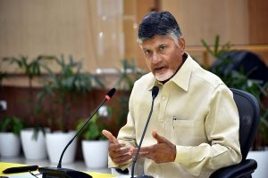 Jagan Reddy acting like a 'psycho', implementing 'anti-people policies': Chandrababu Naidu