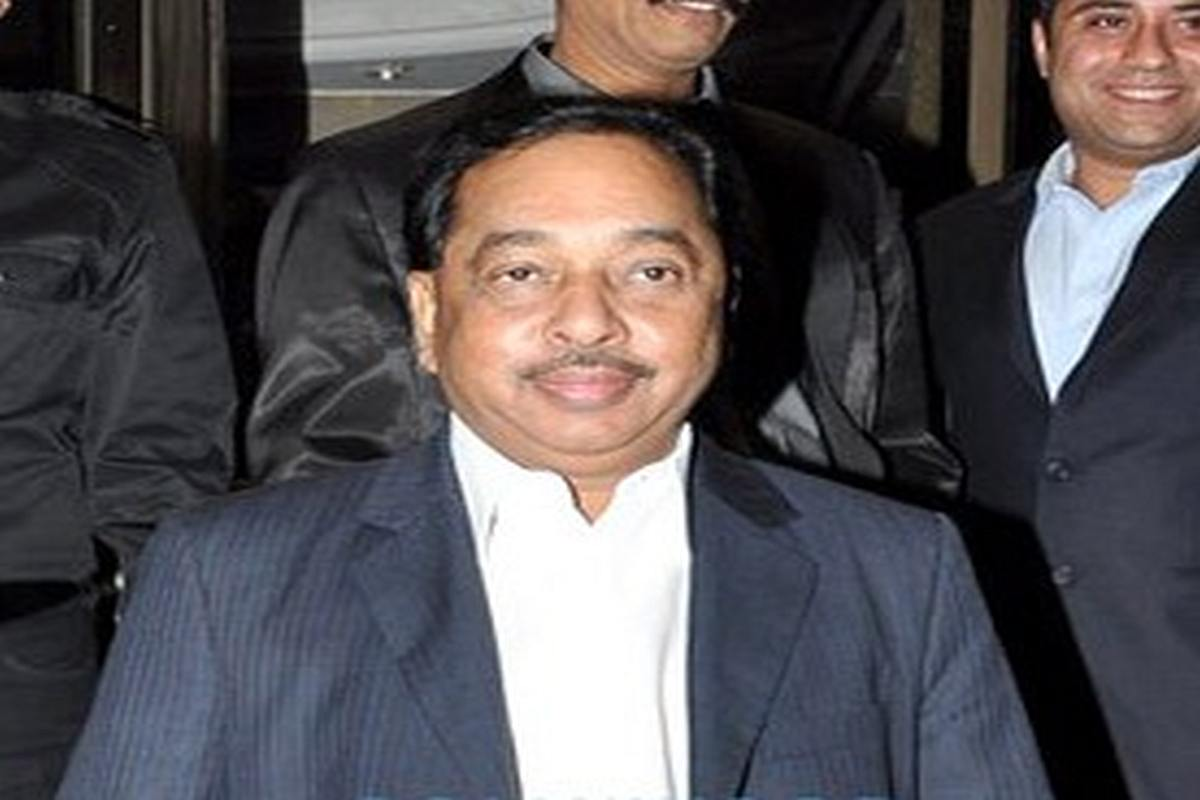 Maharashtra Assembly polls: Former CM Narayan Rane and party joins BJP