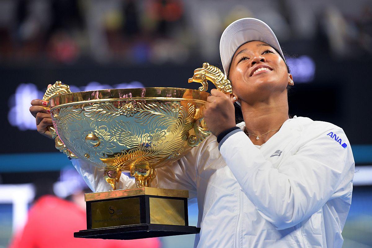 Naomi Osaka, Ashleigh Barty, China Open