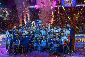 Pro Kabaddi 2019 Final: Bengal Warriors beat Dabang Delhi 39-34 to lift maiden title