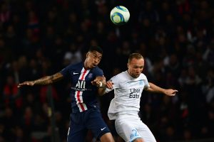 Ligue 1: Paris Saint-Germain thrash old rivals Olympique de Marseille 4-0 to remain at top spot