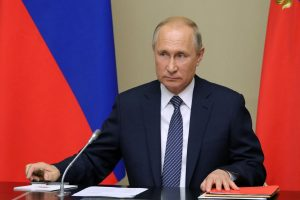 Attempts to contain China bound to fail: Putin