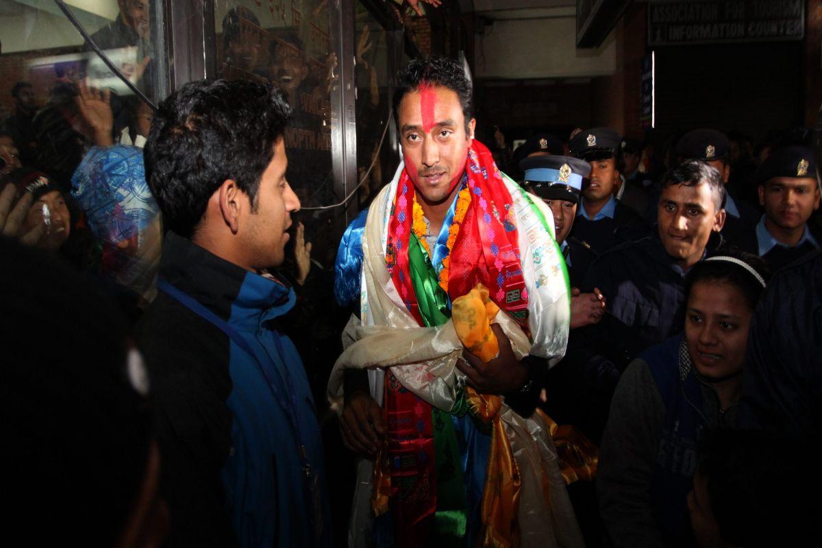 Nepal skipper Paras Khadka steps down