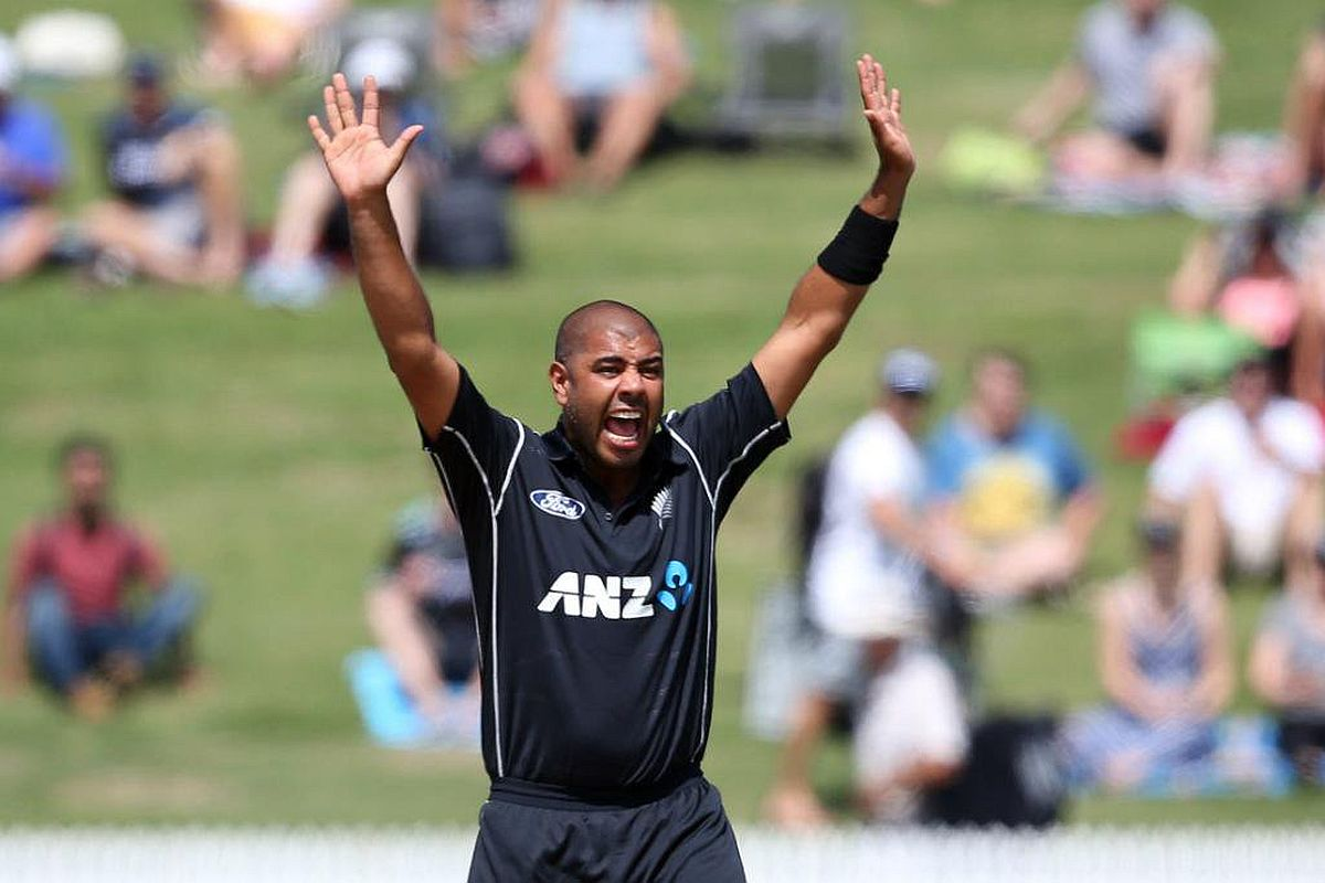 Jeetan Patel, England-New Zealand T20I Series, England, New Zealand