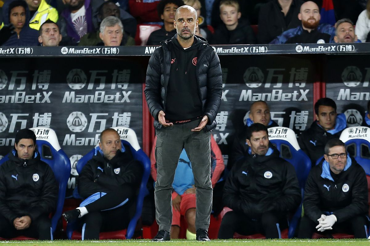 Pep Guardiola Insists That Defensive Responsibility Lies With Every Man City Player