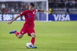 Chelsea boss Frank Lampard has his say on Pulisic's future