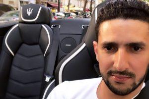 Anas Al Bikri didn't let hurdles stop him to reach his goals