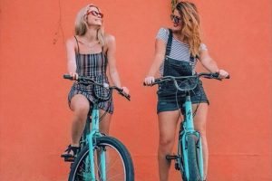 Travel influencer Carly Nogawski is influencing traveling behavior of many