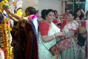 Debi Boron and Sindur Khela
