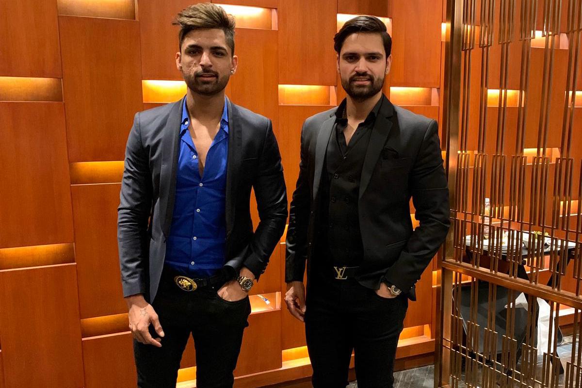 Brothers Deepak Raj and Yogesh Raj's journey as influencers