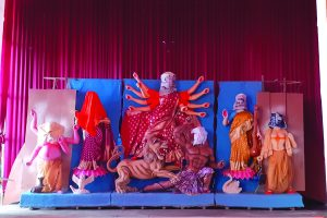 Durga Puja pandal:A tradition of creativity