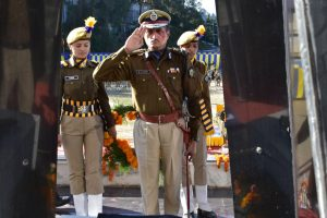 HP Police celebrates Commemoration Day