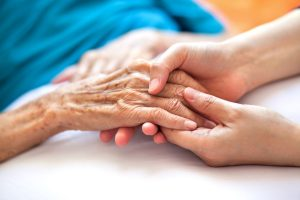 Admin offers helping hand to aged and lonely
