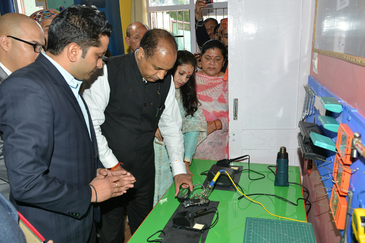 Science education must be given strategic priority for youth's development: Jai Ram Thakur