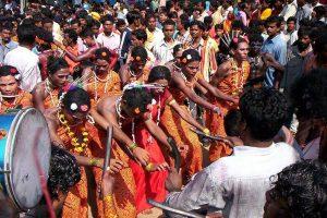 Kalahandi Chatar Yatra concludes with animal sacrifice