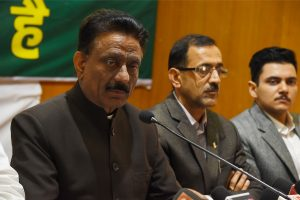 Cong slams BJP for building its offices in HP amid Covid crisis