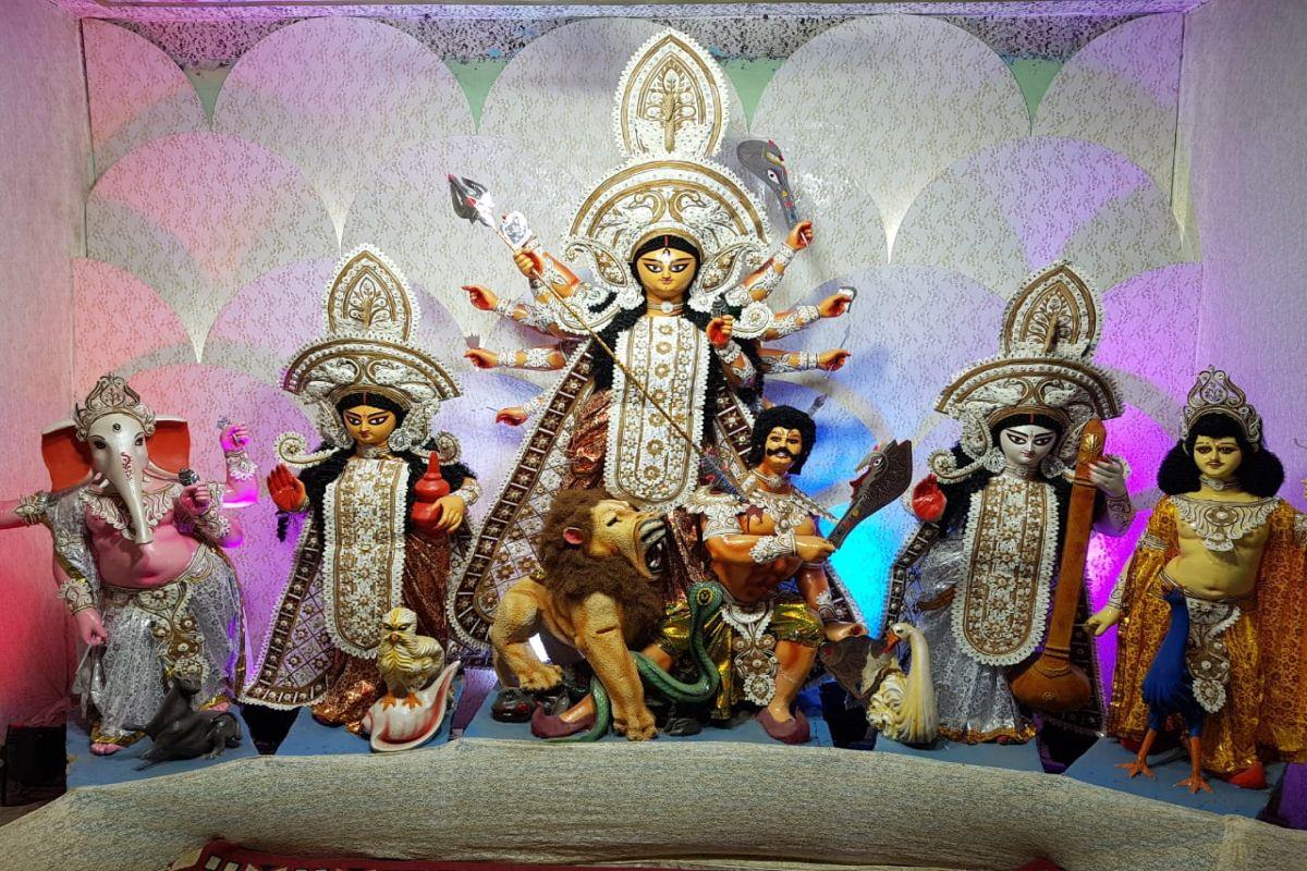 Laxmi Nagar Puja Samity, New Delhi, Bengalis, Laxmi Nagar, Delhi, Durga Puja, Durga Pujo, Delhi