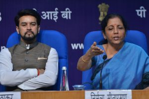 Nirmala Sitharaman to inaugurate national tax e-assessment centre on Monday