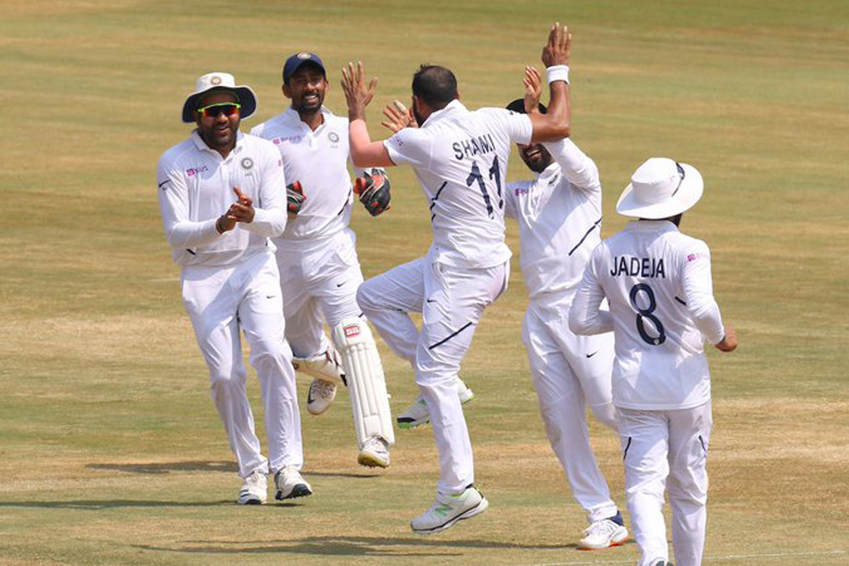 Once again, Cricket, India