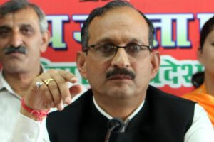 BJP started more development projects for Dharamshala than Congress: Satti