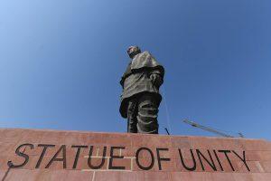 Narendra Modi to kick off Sardar Patel anniversary celebrations at Statue of Unity