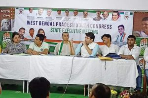 Youth Congress to launch agitation after Diwali